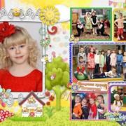 Съемка в детских садах и школах фото