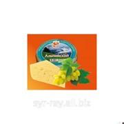 Сыр Альпийский, м.д.ж. 45% фото