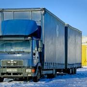 Грузоперевозки объемных и легких грузов фото