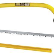 Пила лучковая 610мм (американский зуб, для сырой древесины) STANLEY 1-15-368 фото