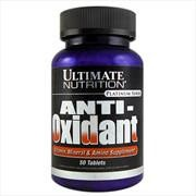 Ultimate Nutrition Anti-Oxidant 50 tabs. Антиоксидант от Ultimate Nutrition. фото
