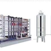 Комплексное оборудование для многоступенчатой водоподготовки фото
