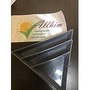 Комплект розеток для образцов зерна,пластик фото