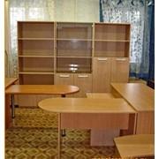 Готовая мебель для офиса фото