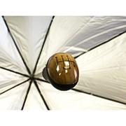 Зонт Классика Большой с ручкой МКП трость фото