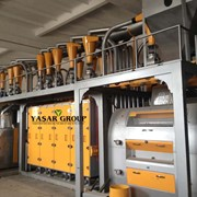 Мельничные комплексы, Силосы для зерна, Yasar Group, Яшар Груп, Комплекс мукомольный фото