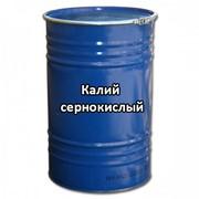 Калий сернокислый (Калий сульфат), квалификация: чда / фасовка: 1 фото