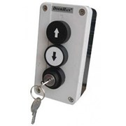 Пост управления Button2K (DoorHan) с ключом фото