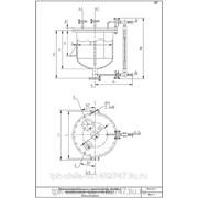 Сборники вертикальные эллиптические с плоской съемной крышкой без рубашки (ВЭП2.1) фото