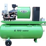 Винтовой компрессор Atmos Albert E100 Vario (0,57-1,85 куб.м/мин) фото