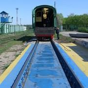 Модернизация механических вагонных весов фото