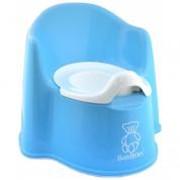 Горшок-кресло BABYBJORN Potty Chair цвет голубой Turquoise 0551.13 фото