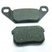 Колодки тормозные, задние, комплект из 2 шт (STELS 500K/GT, KAZUMA) фото