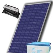 Солнечная электростанция «Дачник» фото