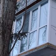 """Усиление балконов, балконы """"Аквариум"""", обшивка фото"""