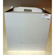 Тортовая упаковка 450*450*450 фото