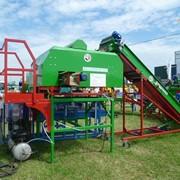 Станция автоматическая весовая фасовочная упаковочная для овощей картофеля фруктов квс-10 фото
