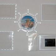 Заготовки акриловые для магнитов на холодильник в ассортименте фото