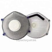 Токсическая газовая маска FFP3 фото