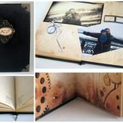 Дневник воспоминаний с фото (на заказ) фото
