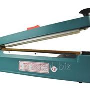 Запайщик пакетов импульсный ручной с центральным ножом FS-300M фото