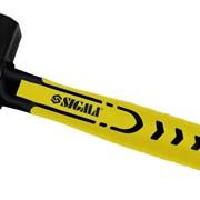 Кувалда 1500г фибергласовая ручка sigma 4311151 фото