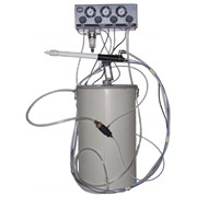 Установка трибостатического напыления ТР-1 (настенный вариант) фото