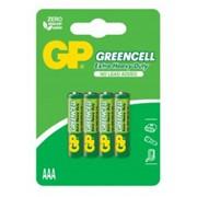 Батарейка GP Greencell R03, 24G 40\480 фото