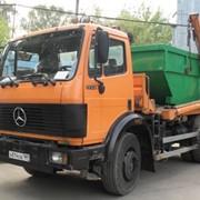 Вывоз крупногабаритного мусора КГМ фото