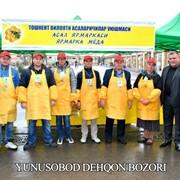 Cодействие расширению деятельности лиц, занимающихся производством, переработкой и экспортом пчеловодческой продукции в области. фото
