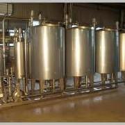 Изготовление и установка оборудования для мытья и дезинфекции фото