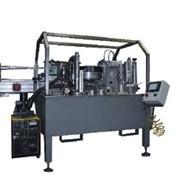 Этикетировочные машины для нанесения полипропиленовой этикетки фото