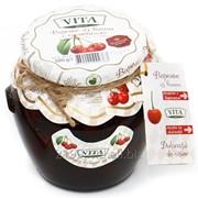 Варенье вишневое с косточками Vita фото