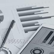 Исследование рынка и анализ данных фото