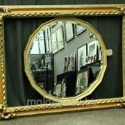 Рамы для зеркал из итальянского багета любых размеров фото