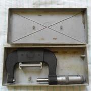 Микрометр МК 50-75мм фото