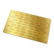 Freedecor, Металлизированные наклейки №119, золото фото