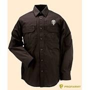 Рубашка Taclite Pro длинный рукав 72175 black фото