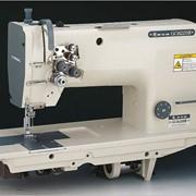 Швейные машины промышленные Промышленная одноигольная беспосадочная швейная машина TYPICAL GC-6220B (игольное продвижение сверху) фото