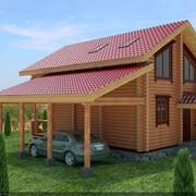 Строительство деревянных домов, цены на деревянные дома, срубы фото