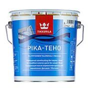 Tikkurila Pika Teho (Тиккурила Пика Техо), водорастворимая фасадная краска для дерева (База C), 2,7 л. фото