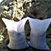 Песок в мешках фото