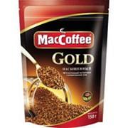 Кофе растворимый MACCOFFEE Gold, 150г фото