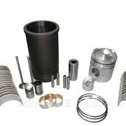 Запчасть к строительным машинам номер 3256577 Adapter Hydraulic Pump фото