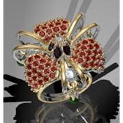 Изготовление ювелирных изделий из золота с драгоценными камнями на заказ фото