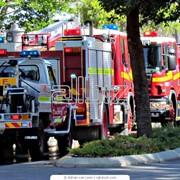 Системы для спринклерных систем пожаротушения. Оборудование пенного пожаротушения. фото