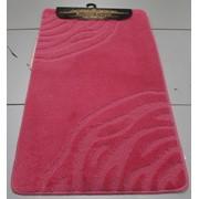 Набор ковриков для ванной комнаты и туалета Classic Smart; код Розовый фото