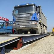 Весы автомобильные 60/100 тонн 18м фото