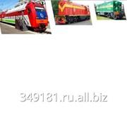 Магистральный грузовой односекционный тепловоз ТЭ8 фото