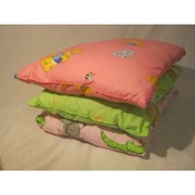 Подушка детская размером 40*60 см фото